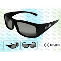 Quality 3D TV 3D CINEMA Multi-use Circular polarized 3D glasses CP720GTS11 for sale