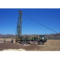 Wholesale Truck Mounted Depth 300m Hydraulic Water Well Drilling Rig from china suppliers