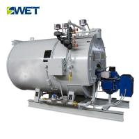 China Hot Water Industrial Steam Boiler Gas Combi Diesel Boiler For Paper Industry Applied on sale