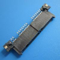 Wholesale 7+9Pin  smt  type female connector right angle SATA Connector,Double row inserts from china suppliers