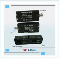 Wholesale Transmitter and Receiver 1080P HD-SDI over Fiber with RS485 from china suppliers