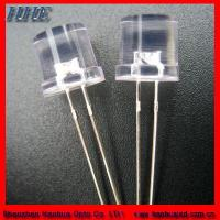 Wholesale (RoHS, SGS&CE) 5mm Flat Top Purple LED Diode with High Illumination from china suppliers