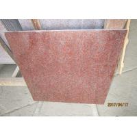 Buy cheap Rubi Red Imperial Red Granite Tiles Stone Polished High Hardness From India from wholesalers