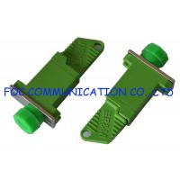 Wholesale Low Insertion Loss Fiber Optic Adapter E2000 / APC - FC / APC Hybrid Adapter from china suppliers