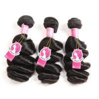 Wholesale Loose Wave Brazilian Human Hair Bundles Deals , Brazilian Wave Hair Extensions from china suppliers
