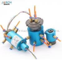 Buy cheap Gas Pneumatic Hydraulic Hybrid Air Slip Rings Rotary Joint Electrical Connector from wholesalers