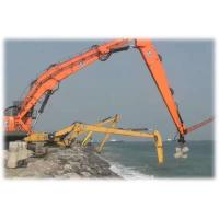 Quality 12-30m Long Reach Excavator Booms Stick Machanized Processing One Year Warranty for sale