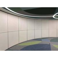 Wholesale Modern Folding Room Dividers Sliding Door Folding Acoustic Panel Operable Wall Room Divider Screen from china suppliers