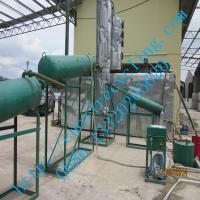 JunNeng  JNC Used engine oil pyrolysis to diesel fuel equipment