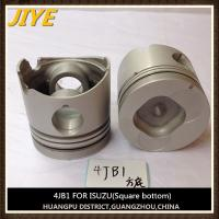 Wholesale isuzu piston, engine piston for isuzu engine 4JB1 from china suppliers