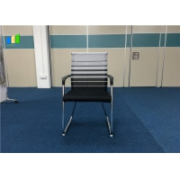 Wholesale Leather High Back Ergonomic Chairs Computer Swivel Furniture Black Mesh Executive Staff Office Chair from china suppliers