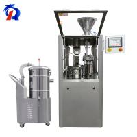Wholesale Hard Gelatin Capsule / Pellet Tablet Powder Capsule Filling Machine from china suppliers