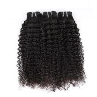 """Wholesale Natural Color Peruvian Body Wave Hair BundlesCurly Dancing And Soft 10"""" To 30"""" Stock from china suppliers"""
