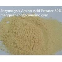 Quality Factory Supply Compound Amino Acid Powder 45% PH7-9 100% Water Soluble No Caking for sale