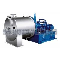 Buy cheap Automatic Continuous Stainless Steel Salt Centrifuge Machine for Salt Refining from wholesalers