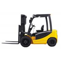 Wholesale AC / DC Type Electric Forklift Truck 2000kg With Full Free Lifting 3280kg Service Weight from china suppliers