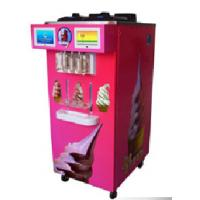 Quality Coin Operated Ice Cream Vending Machine Travel Area / Beach Ice Cream Vendor for sale