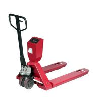 China Explosion Proof Pallet Jack With Weight Scale / Hand Pallet Truck With Weighing Scale on sale