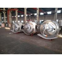 Wholesale Silver Beer Fermentation Equipment Stainless Steel Conical Fermentation Tank from china suppliers