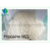 China High Purity Local Anesthesia Chemicals Procaine Hydrochloride/Procaine HCl for Relieve Pain on sale