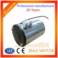 Customized 12v 2500rpm Forklift Starter Hydraulic Dc Motor