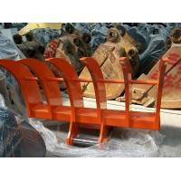 Wholesale Durable Strong Excavator Tilt Bucket Excavator Land Clearing Rakes Long Using Life from china suppliers