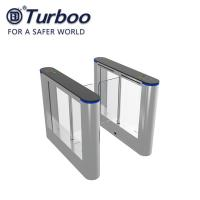 Wholesale Security Swing Barrier Gate , Entrance Swing Gate Turnstile Pass Width 600-900mm from china suppliers