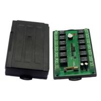 Wholesale 12 channals rf receiver for motor,DC12/24 control yet412pc from china suppliers