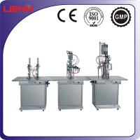 Wholesale Semi-automatic Aerosol Filling Machine from china suppliers