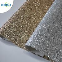 Buy cheap Hot Selling Fasion Grade 3 PU Glitter Fabric wallpaper from wholesalers