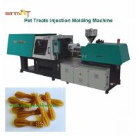 China Pet Treats / Dog Chewing Snacks Making Machine User - Friendly With Servo Motor on sale