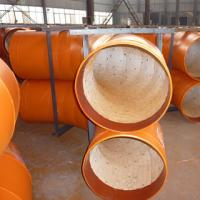 Wholesale Ceramic Tile Lined Steel Pipes from china suppliers