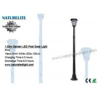 Wholesale IP44 Solar Led Lights ,  LED Post Garden Light 100LM 19 Pcs from china suppliers