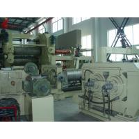 High precision Four Roll paper calendering machine Oil heating