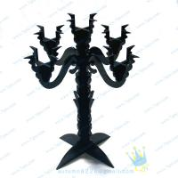 Wholesale Crystal Pewter Candle Holder from china suppliers