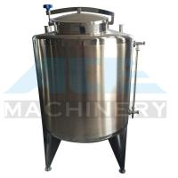 50 Gallons Batch Pasteurizer with Slope Pasteurizer Tank