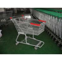 Wholesale Double Bearing Casters Supermarket Shopping Carts with baby seat from china suppliers