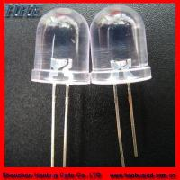 Wholesale Super Brightness 10mm Round With Side Lighting Diodes (HH-100CBR810) from china suppliers