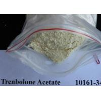Wholesale 99% Yellow Raw Hormone Powders Trenbolone Acetate To Get Lean from china suppliers