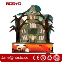 Wholesale DIY Kit 3D Puzzle Halloween Decoration with Lights Board Game from china suppliers