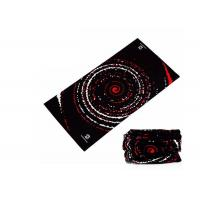 Wholesale Comfortable Black Fishing Buff Multifunctional Headwear UV Protection Digital Printing from china suppliers