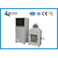 Wholesale Vertical Flammability Test Apparatus For Thermal Radiation Flame Propagation Test from china suppliers