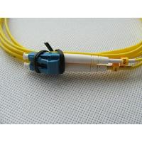 Wholesale Single Mode LC Duplex Optical Fiber Patch Cord LC-LC patch cable supplier from china suppliers