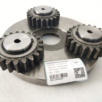 Wholesale Carrier Assy XKAQ-00015 XKAQ-00011 For Hyundai Excavator R160LC-7 R170W-7 R210LC-7 from china suppliers