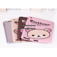 Wholesale New arrival Rilakkuma soft silicon shell case for ipad 2, good quality soft case for Ipad2 from china suppliers