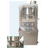 China Pressure Sensor Type Small Pill Press Machine With EU Or TSM Punch Dies on sale