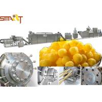 Wholesale Double Screw Snack Food Extruder Machine Stick Type Puffed Corn Snack Making from china suppliers