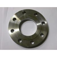 Wholesale Stainless Steel Flat Flange For Chemical / Construction Industry from china suppliers