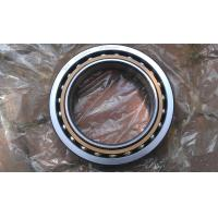 Wholesale Middle size single row angular contact ball bearing 7028BGM brass cage from china suppliers