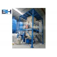 Wholesale High Speed Dry Mortar Plant , Semi Automatic Dry Mix Mortar Production Line from china suppliers